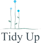 Tidy Up Now logo